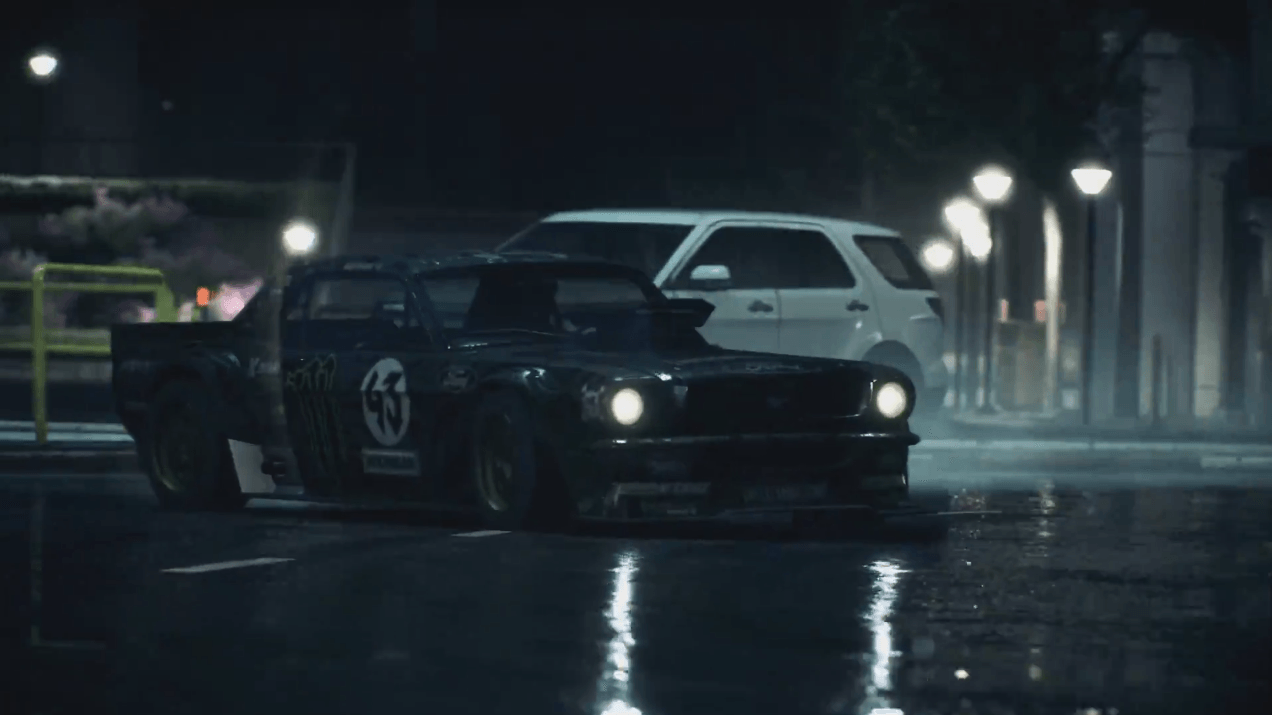 Need For Speed PC Launch Trailer