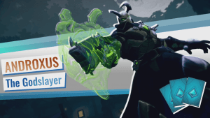 Paladins Androxus Ability Reveal