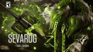 Paragon Sevarog Overview Video Thumbnail