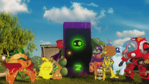 Plants vs. Zombies Heroes Announcement Trailer