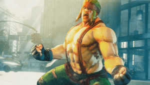 Street Fighter V Alex Release Trailer Video Thumbnail