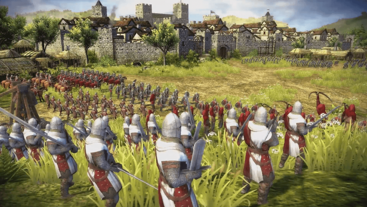 Total War Battles: KINGDOM Launch Trailer Video Thumbnail