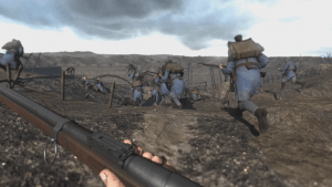 Verdun Horrors of War Expansion Trailer Video Thumbnail
