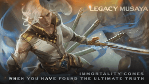 Ace of Arenas Legacy Musaya Skin Video Thumbnail