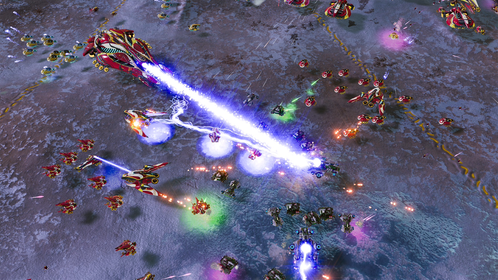 Ashes of the Singularity Version 1.1 Released