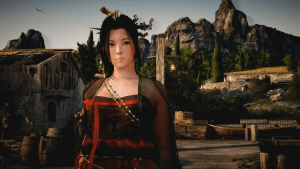 Black Desert Maehwa Class Gameplay Video Thumbnail