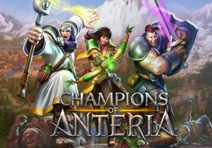 Champions of Anteria Game Banner