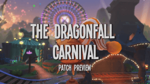Dungeon Defenders II Carnival Patch Preview (PS4) Video Thumbnail