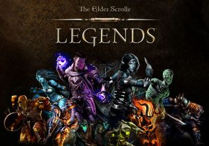 ESO Legends Game Banner