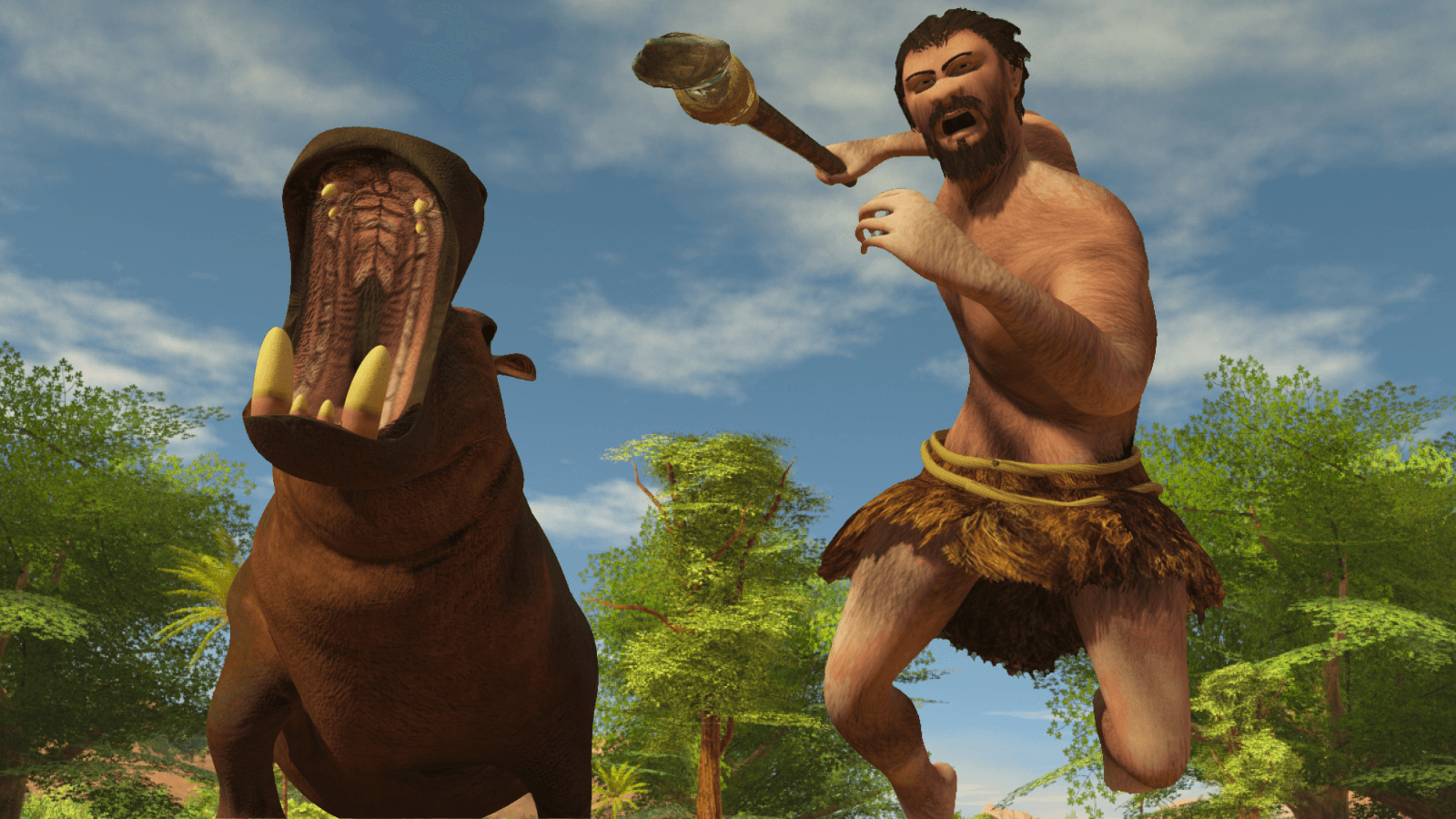 Erectus the Game Closed Beta Announced