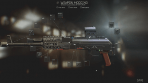 Escape from Tarkov Weapon Customization Demo
