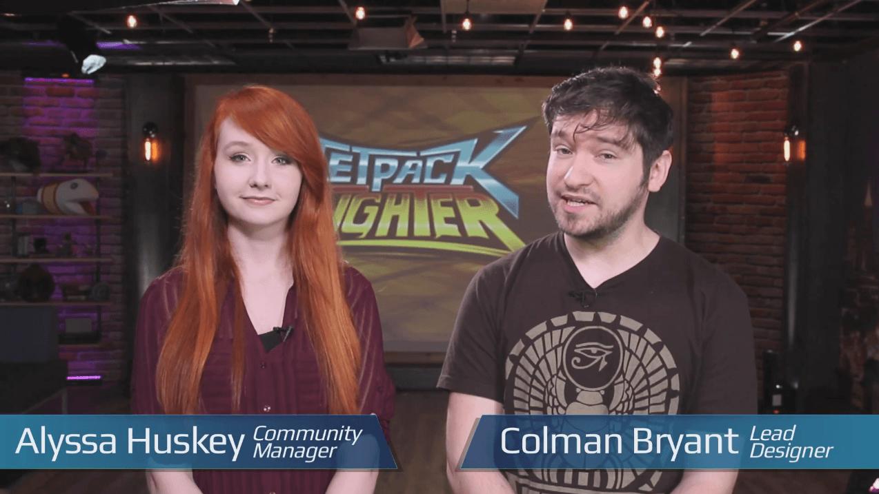 Jetpack Fighter Community Update (April 8, 2016) Video Thumbnail