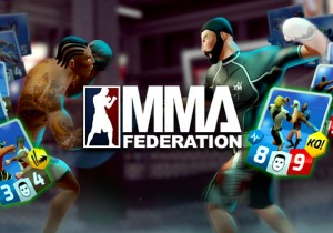 MMA Federation Game Banner