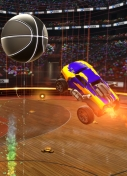 Rocket League Hoops Mode Update Available Today