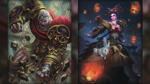 Smite Patch Overview: The Grim Weaver Thumbnail