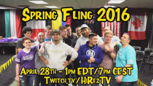SMITE Spring Fling 2016 Announcement