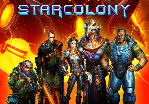 StaColony Game Banner