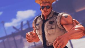 Street Fighter V Guile Trailer Thumbnail