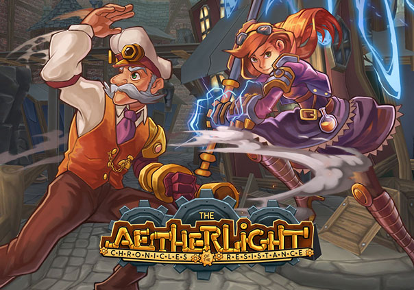 The Aetherlight Game Profile Banner