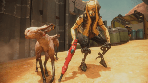 Warframe Sands of Inaros Console Highlights Video Thumbnail