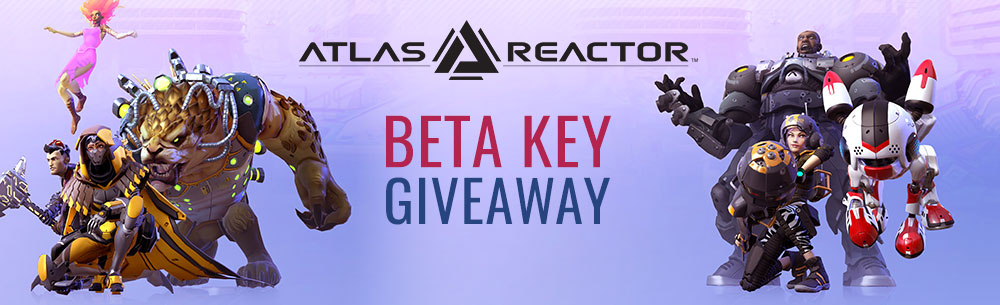 Atlas Reactor CB Key MMOHuts Giveaway