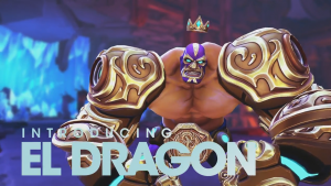 Battleborn El Dragón Skills Overview