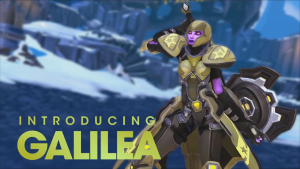 Battleborn Galilea Skills Overview