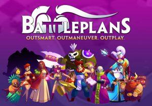 Battleplans Game Profile Banner