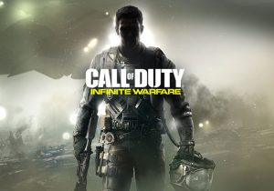 Call of Duty Infinite Warfare Game Profile Banner