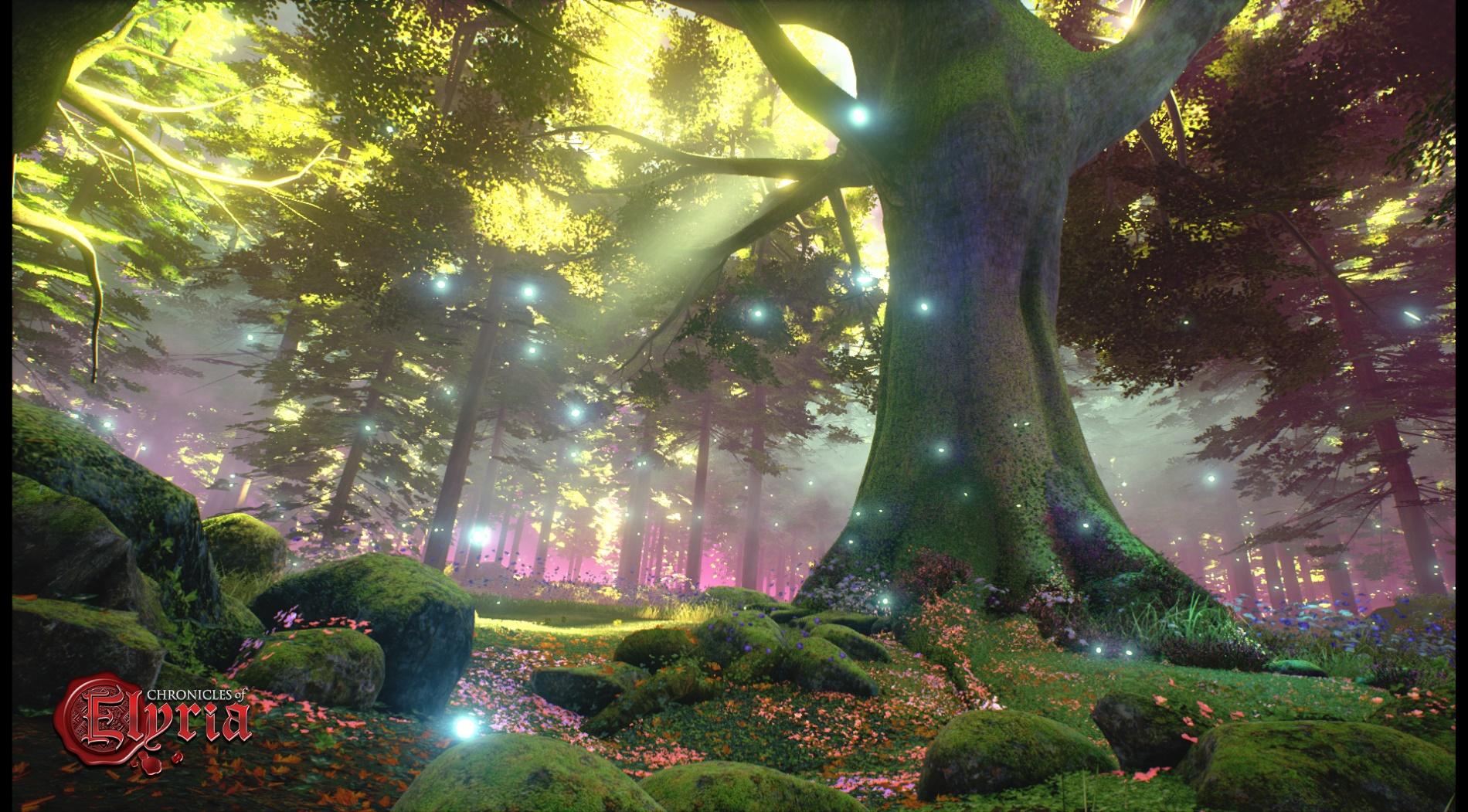 Chronicles Of Elyria Kickstarter Interview