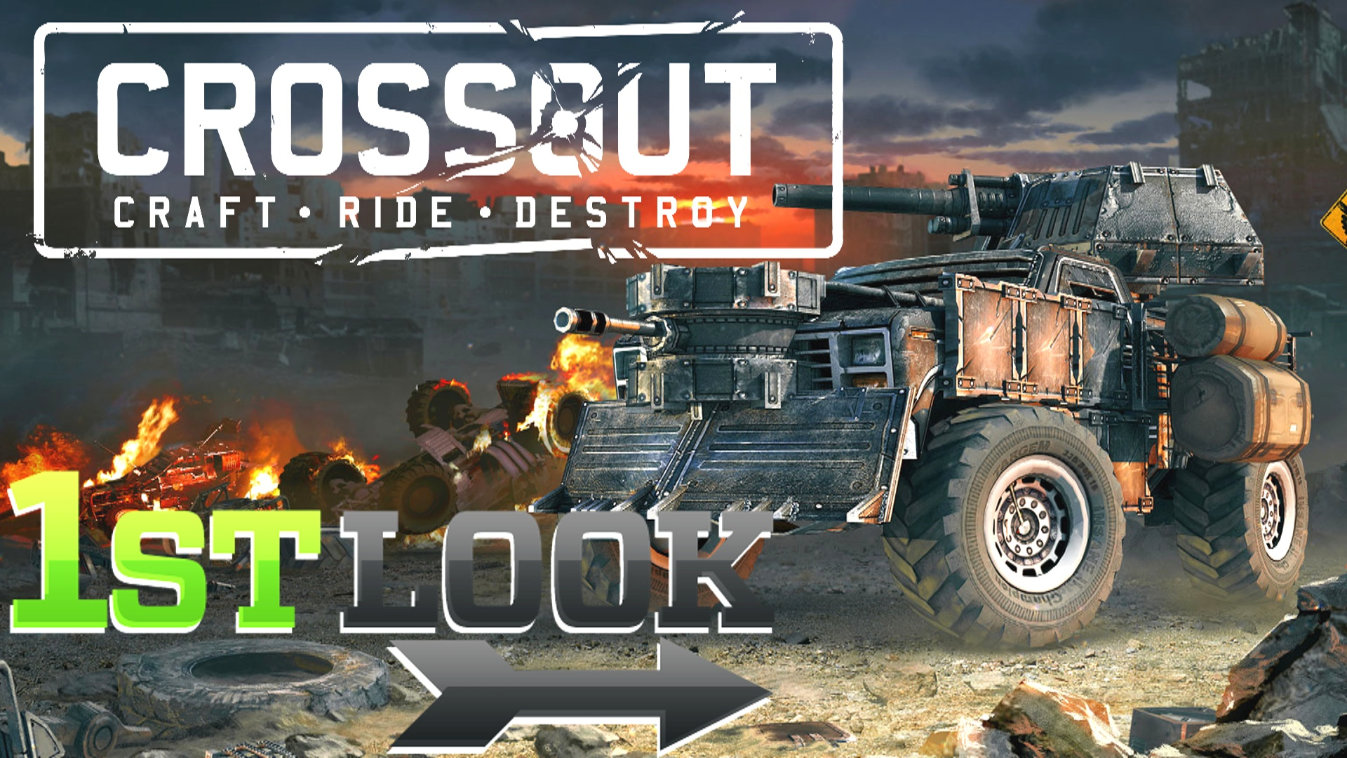Crossout First Look