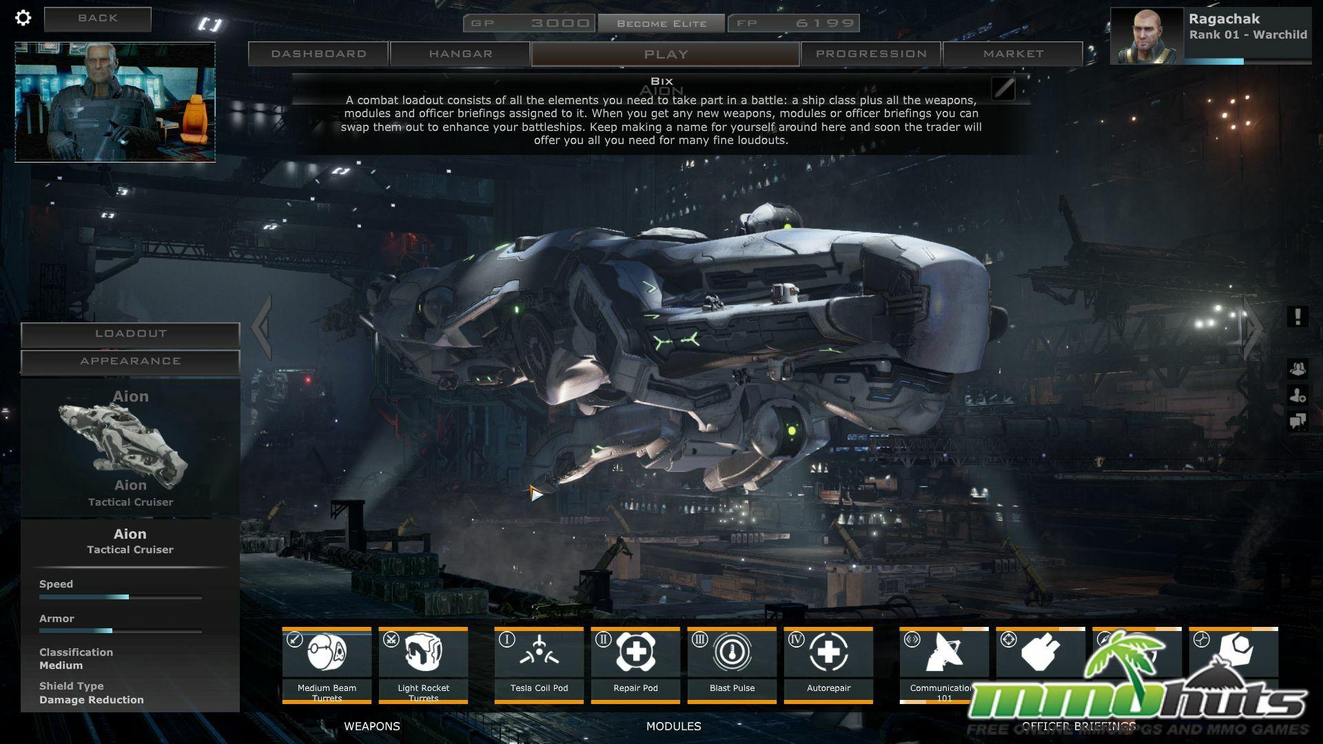 Dreadnought Screenshot 21