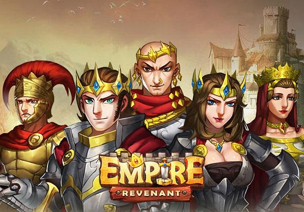 Empire Revenant Game Profile Banner