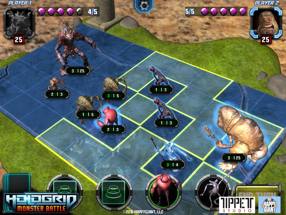 HoloGrid: Monster Battle Demos Available at Select Stores