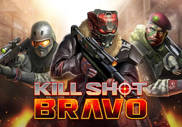 Kill Shot Bravo Mobile Game Banner