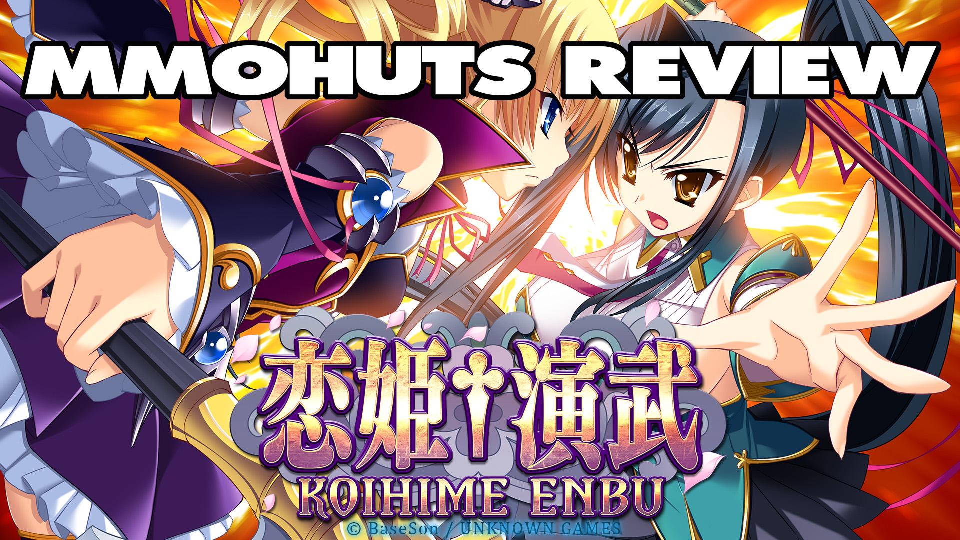 Koihime Enbu First Look