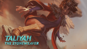 League of Legends Taliyah Champion Spotlight