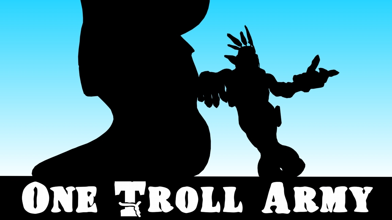 One Troll Army to be Released May 20th for Free