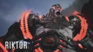 Paragon Riktor Announce Trailer