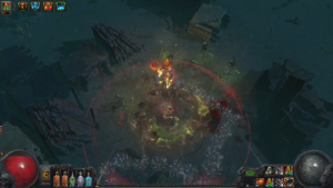 Path of Exile Ancestral Warchief Skill Demo Thumbnail
