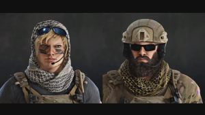 Rainbow Six Siege Blackbeard and Valkyrie Tactics