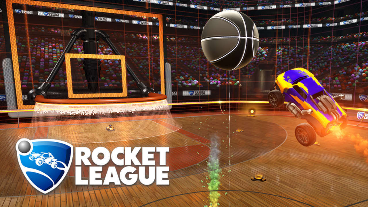 Rocket League Hoops Feature Review