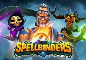 Spellbinders Game Profile Banner