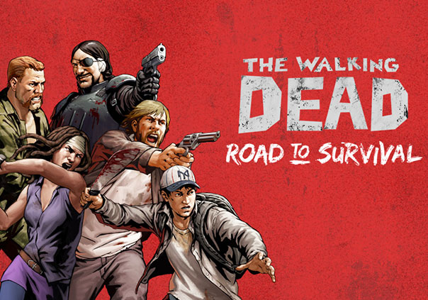 The Walking Dead Road to Survival Game Banner
