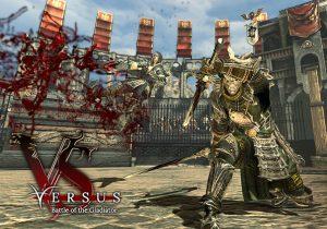 Vs Gladiator Game Profile Banner