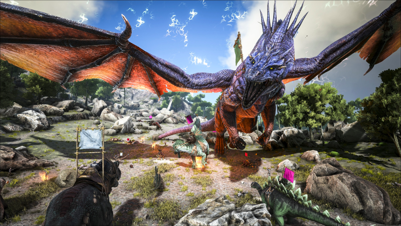 Watch ARK: Survival of the Fittest Semi-Finals and 'Survivor League' Championship This Weekend
