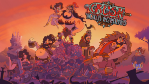 Crush Your Enemies Gameplay with Developer Commentary