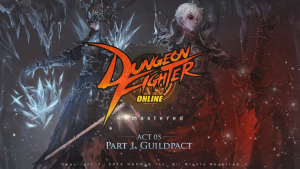Dungeon Fighter Online Act 5 Part 1 Trailer