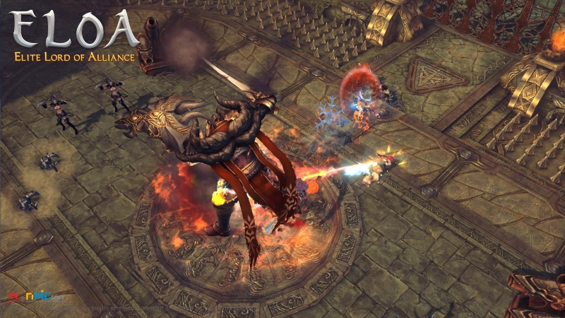 ELOA: Elite Lord of Alliance releases EPIC 2: Outlaw's Emperor