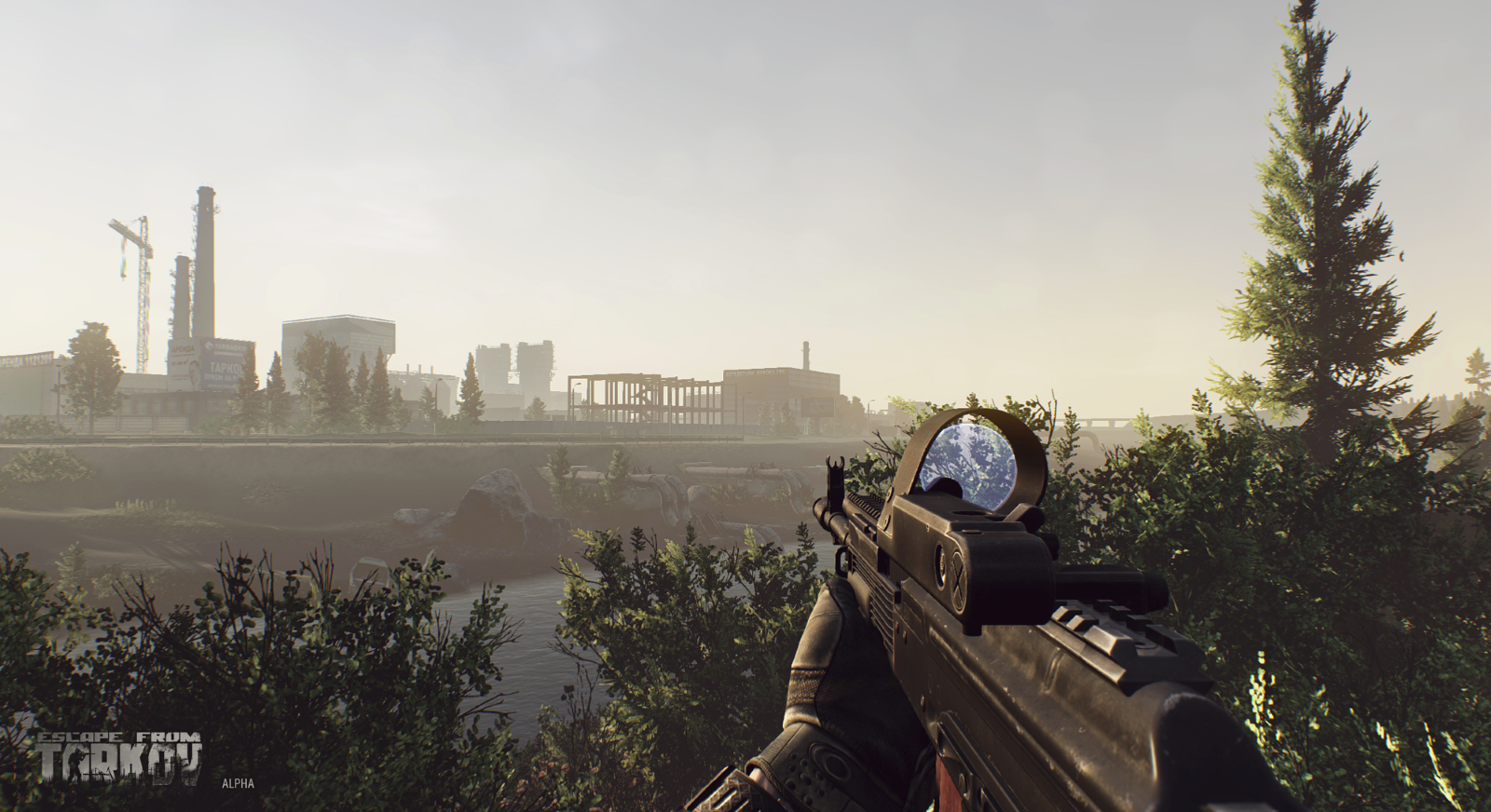 Escape From Tarkov Is The Perfect Game For When 'PUBG' Gets